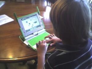 Son better blogger?